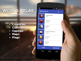 Screenshot of World Atlas