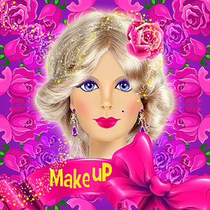 Barbie Princess Makeup Dress 2