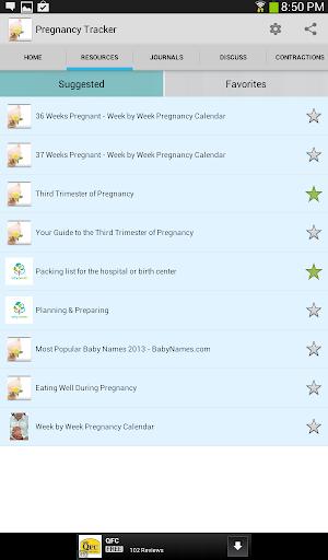 【免費健康App】Pregnancy Tracker-APP點子