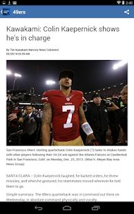 Bay Area News- screenshot thumbnail