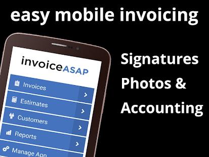Mobile Invoice for QuickBooks