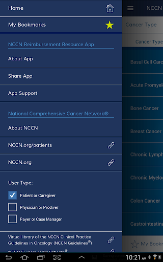 【免費醫療App】NCCN Reimbursement Resource-APP點子