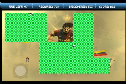 Messi - screenshot