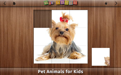 【免費教育App】1st Games Pet Animals for Kids-APP點子