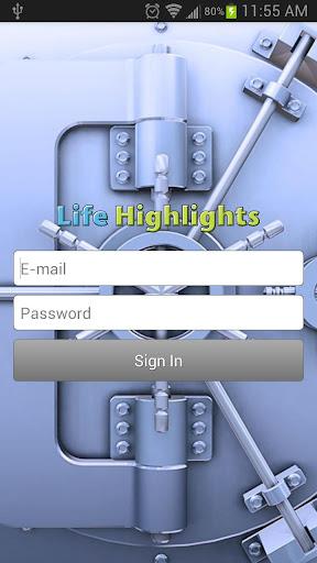 Life Highlights