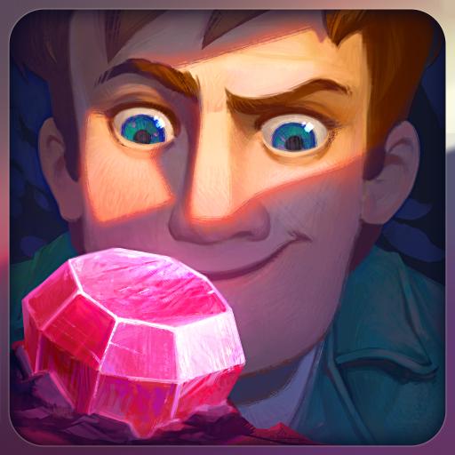 解谜のGemcrafter: Puzzle Journey LOGO-記事Game