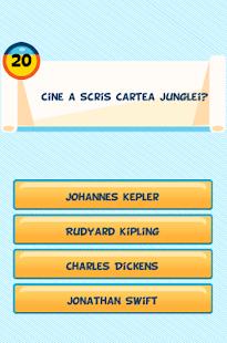 Raspunde la intrebare - screenshot thumbnail