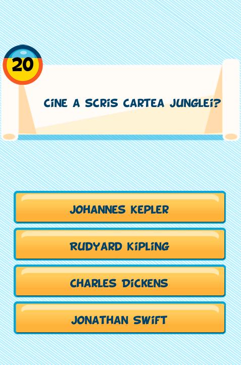 Raspunde la intrebare - screenshot