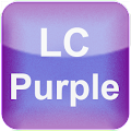 Download LC Purple Theme Apex/Go/Nova APK for Android Kitkat
