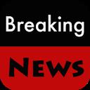 Breaking News mobile app icon