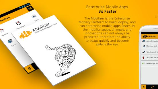 Movilizer 2.1