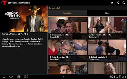 Telemundo Now Screenshot 9