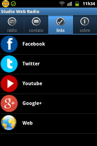 【免費音樂App】Studio Web Radio-APP點子