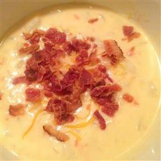 Cheesy Potato Soup I