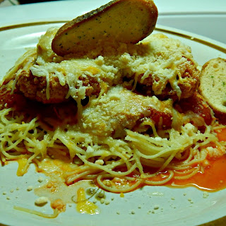 Easy Weeknight Chicken Parmesan