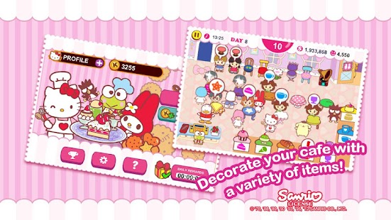 Hello Kitty Cafe- screenshot thumbnail