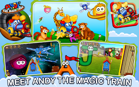 Kids Game Andy The Magic Train v2.0