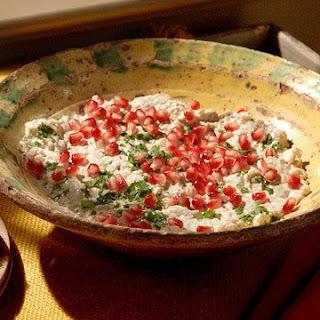 Eggplant Puree with Yogurt