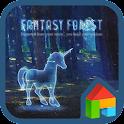 Fantasy forest Dodol Theme