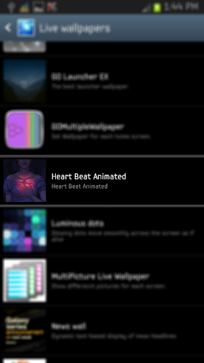 Heart Beat Animated