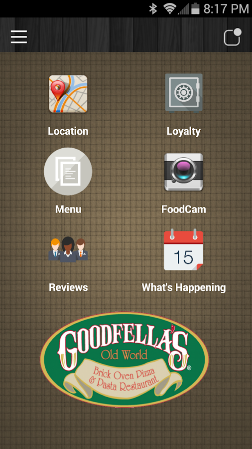 Good Fellas Pizza INDY- screenshot