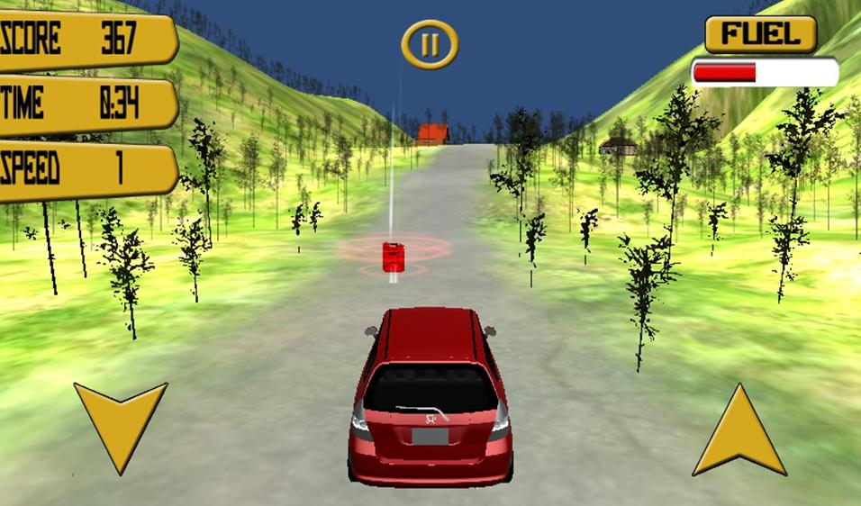 Uphill Drive Adventure- screenshot