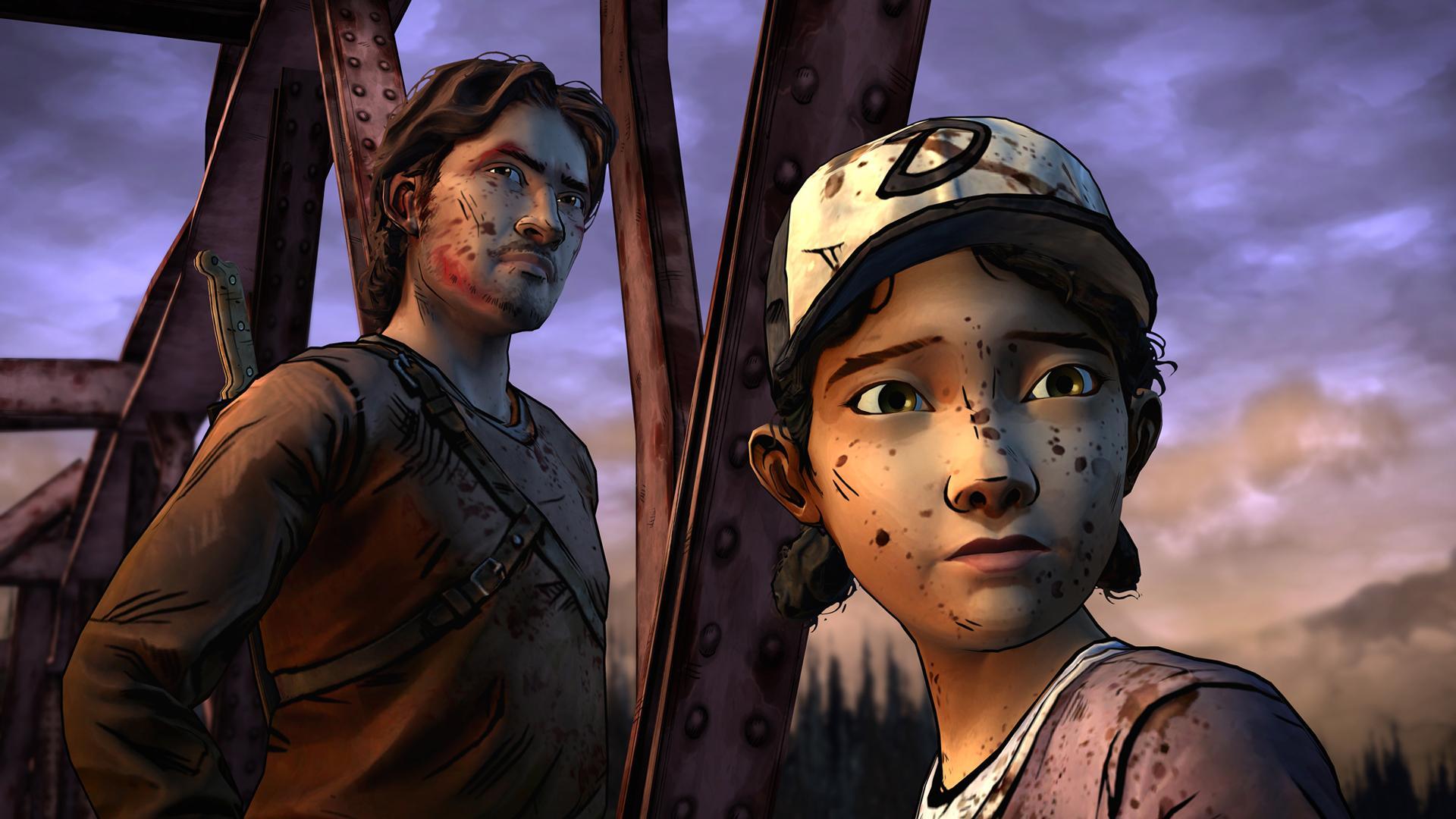 The Walking Dead: Season Two screenshot #12