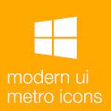 Modern UI Metro Icons logo