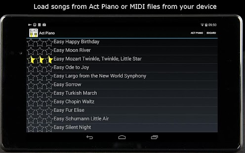 Act Piano - screenshot thumbnail