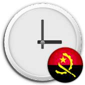 Angola Clock & RSS Widget