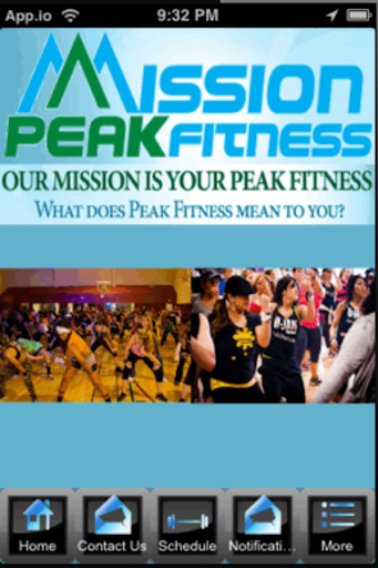 Mission Peak Fitness