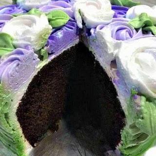 Chocolate Devil Pudding Cake
