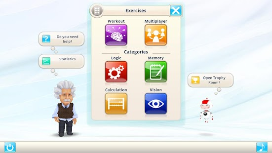 Einstein™ Brain Trainer Free- screenshot thumbnail