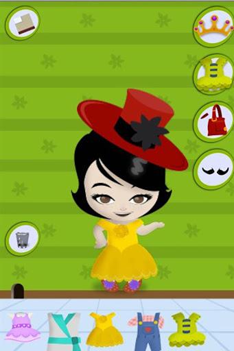 Juegos de Vestir Muñecas