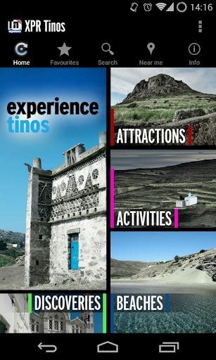 Tinos Experience