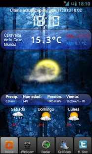 Meteocaravaca OLD - screenshot thumbnail