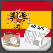 Spain Radio and Newspaper