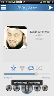 Al Afasy - Quran Nasheed Azkar