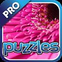 Flower Puzzles Pro icon