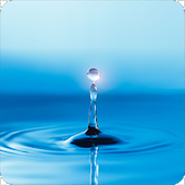 Water Drop LWP Animated