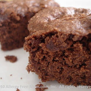 The Ultimate Allergy-Free Brownies.