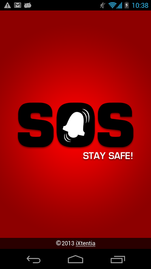 SOS - Stay Safe! - screenshot