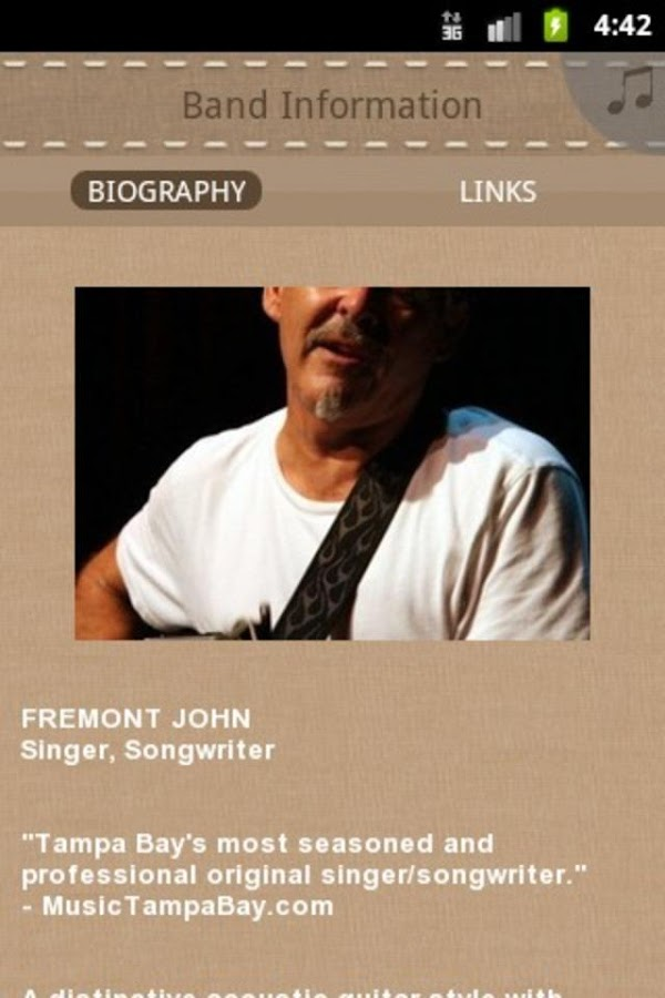 Fremont John - screenshot