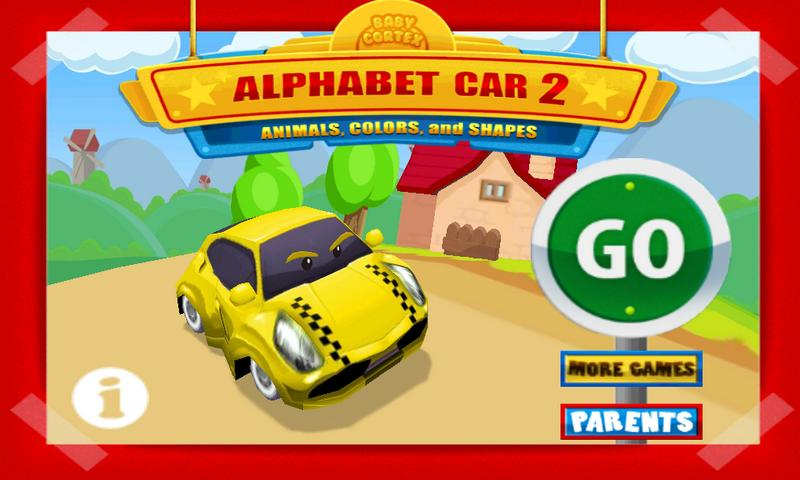 Alphabet Car 2- screenshot