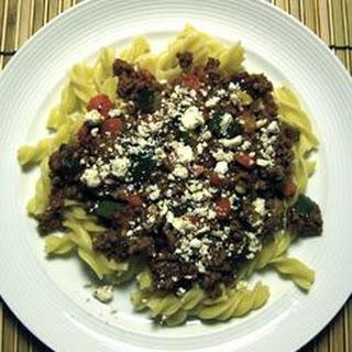 Easy Greek Skillet Dinner