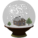 Snowglobe Livewallpaper3D Free icon