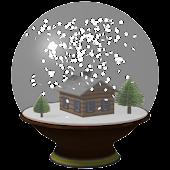 Snowglobe Livewallpaper3D Free