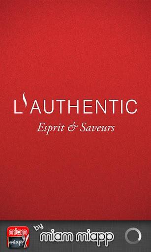 【免費生活App】L'Authentic-APP點子