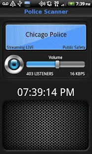 Police Scanner FREE - screenshot thumbnail