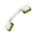 Call handling smart extension icon